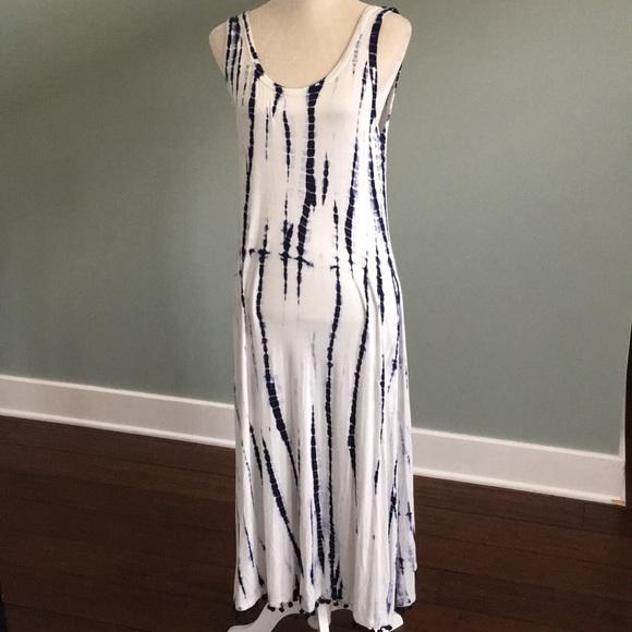 Dresses Chelsea Theodore Tie Dyed Maxi Dress Poshmark